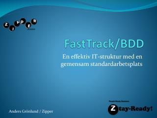 FastTrack/BDD