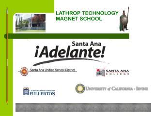 LATHROP TECHNOLOGY  MAGNET SCHOOL