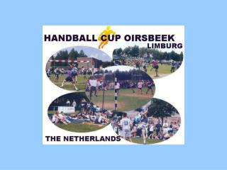35 th International Handball Cup Oirsbeek