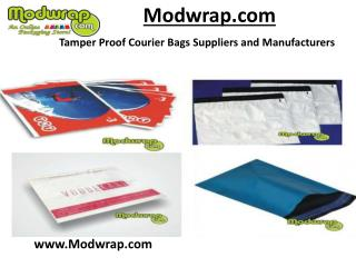 Tamper proof courier bags Suppliers amd Manufacturers