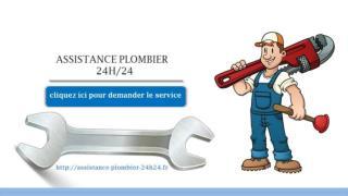 Assistance Plombier 24h24