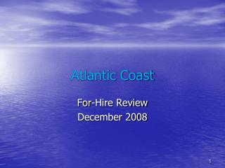 Atlantic Coast