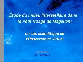 Caroline BOT CDS - Strasbourg