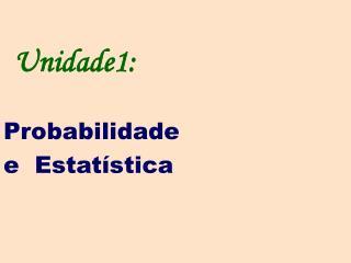Unidade1:
