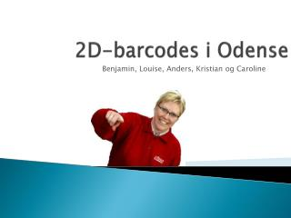 2D-barcodes i Odense