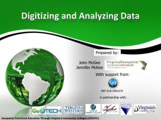 Digitizing and Analyzing Data