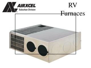 RV Furnaces
