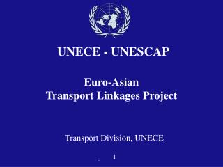 Euro-Asian  Transport Linkages Project