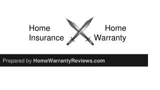 Know what is home warranty and home owner insurance
