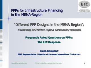 European International Contractors