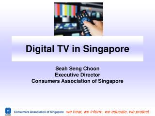 Digital TV in Singapore