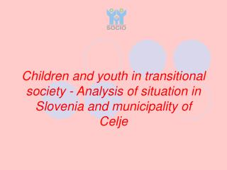 Municipality of Celje � 94,9 km2