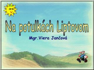 Mgr.Viera Jančová