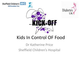 Kids In Control OF Food