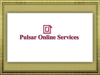Pulsar Online Services