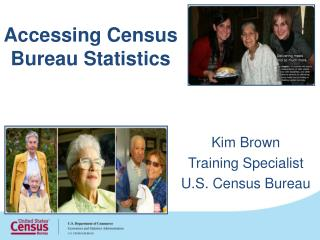 Accessing Census Bureau Statistics