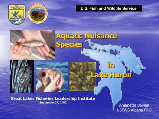 Aquatic Nuisance Species