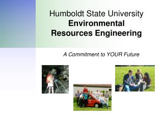 Humboldt State University Environmental Resources Engineering