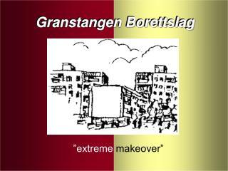 Granstangen Borettslag