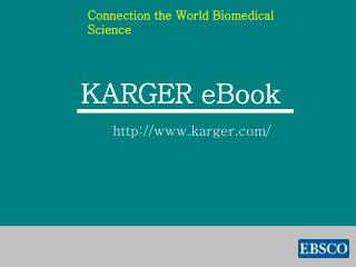 Connection the World Biomedical Science