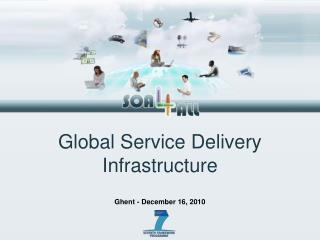 Global Service Delivery Infrastructure