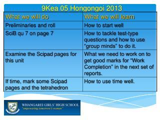 9Kea 05  Hongongoi  2013