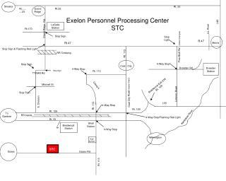 Exelon Personnel Processing Center STC