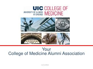 Your  College of Medicine Alumni Association