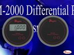 The DM-2000 Differential Pressure Transmitter