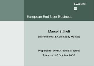 European End User Business