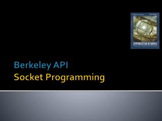 Berkeley API Socket Programming