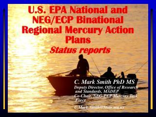 U.S. EPA National and  NEG