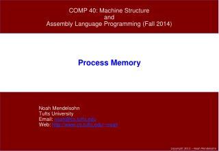 Process Memory