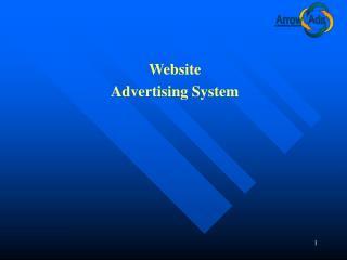 Website  Advertising System