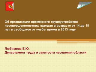 Финансирование трудовой занятости – 12 430,9 тыс. руб.