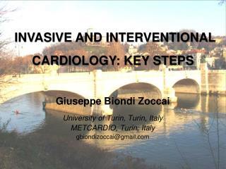 Giuseppe Biondi Zoccai  University of Turin, Turin, Italy METCARDIO, Turin, Italy gbiondizoccaigmail