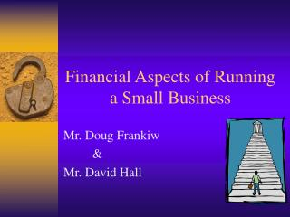Financial Aspects of Running a Small Business