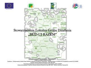 Europejski Fundusz Rolny na rzecz Rozwoju Obszarów Wiejskich Europa inwestująca w obszary wiejskie
