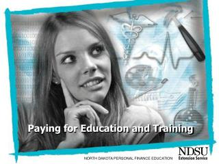 Paying for Education and Training