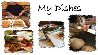 My Dishes