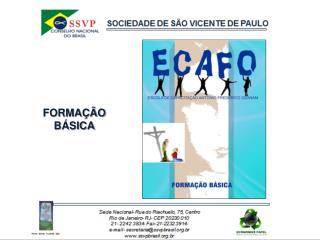 FORMA��O B�SICA