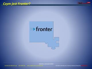 Czym jest Fronter?