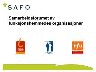 Samarbeidsforumet av funksjonshemmedes organisasjoner