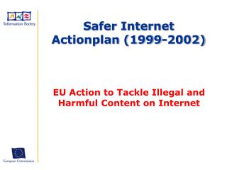 Safer Internet Actionplan (1999-2002)