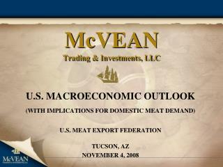 McVEAN Trading & Investments, LLC