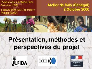 Atelier de Saly (Sénégal)  2 Octobre 2006