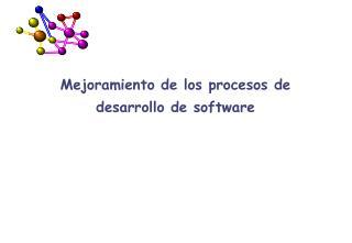 Mejoramiento de los procesos de desarrollo de software