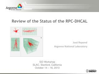 Review of the Status of the RPC-DHCAL