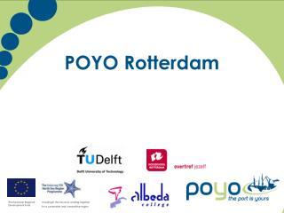 POYO Rotterdam