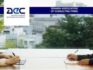 SPANISH ASSOCIATION  OF CONSULTING FIRMS